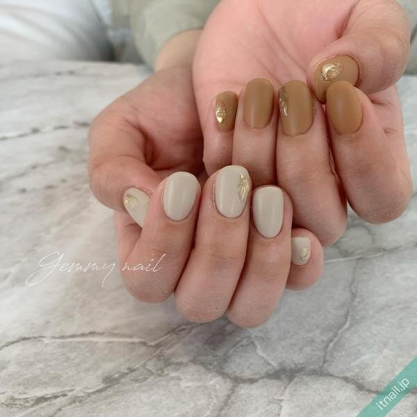 Gemmy nailが投稿したネイルデザイン [photoid:I0098288] via Itnail Design (647939)