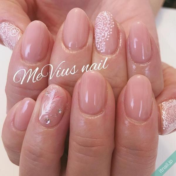 MeVius nailが投稿したネイルデザイン [photoid:I0029823] via Itnail Design (647861)