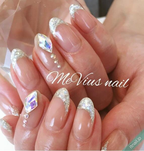 MeVius nailが投稿したネイルデザイン [photoid:I0029848] via Itnail Design (647859)