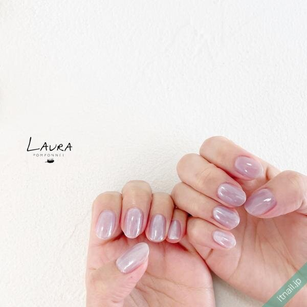 LAURA POMPONNEEが投稿したネイルデザイン [photoid:I0098554] via Itnail Design (648404)
