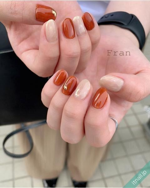 Franが投稿したネイルデザイン [photoid:I0087660] via Itnail Design (649578)