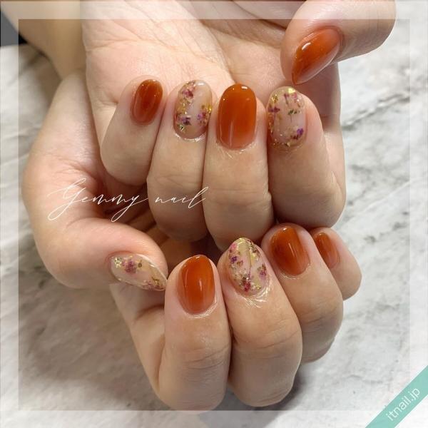 Gemmy nailが投稿したネイルデザイン [photoid:I0089842] via Itnail Design (649570)