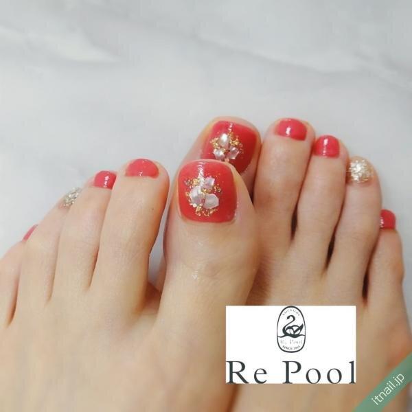 Re Poolが投稿したネイルデザイン [photoid:I0097307] via Itnail Design (648758)