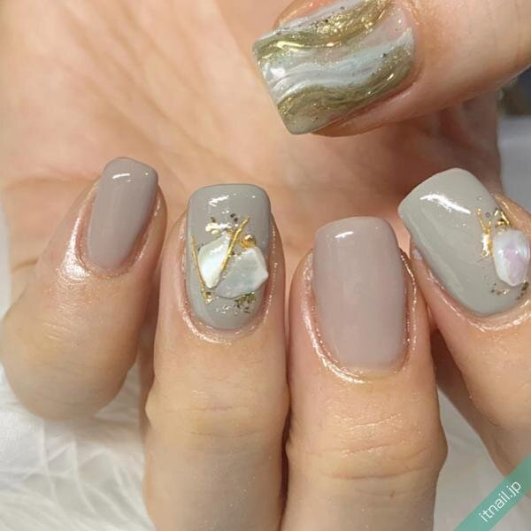 Nail fleurが投稿したネイルデザイン [photoid:I0098385] via Itnail Design (649244)