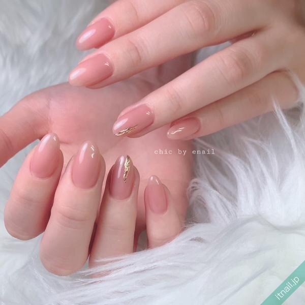 chic by enailが投稿したネイルデザイン [photoid:I0097758] via Itnail Design (649636)