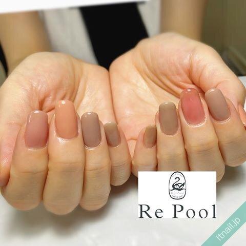 Re Poolが投稿したネイルデザイン [photoid:I0088463] via Itnail Design (647438)