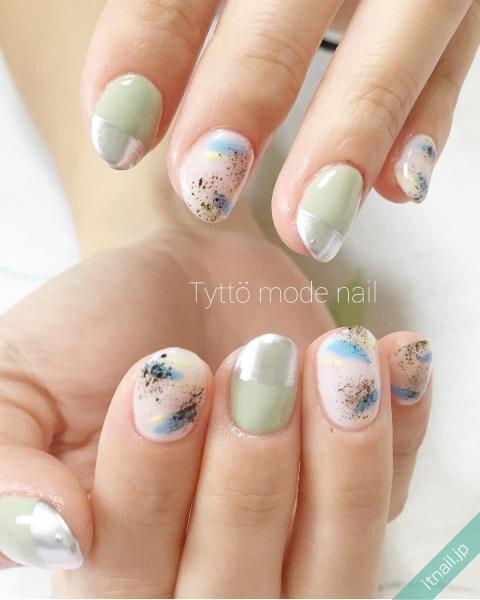 Tyttö mode nailが投稿したネイルデザイン [photoid:I0025517] via Itnail Design (650732)