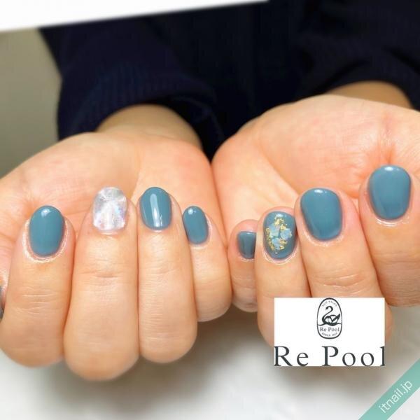 Re Poolが投稿したネイルデザイン [photoid:I0097299] via Itnail Design (650041)