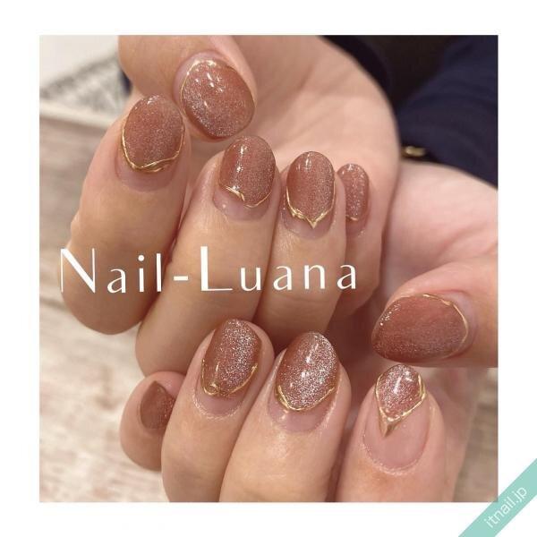 Nail-Luanaが投稿したネイルデザイン [photoid:I0099831] via Itnail Design (650831)