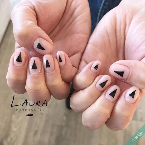 LAURA POMPONNEEが投稿したネイルデザイン [photoid:I0067262] via Itnail Design (650056)