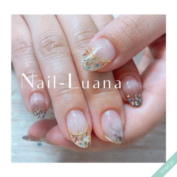 Nail-Luanaが投稿したネイルデザイン [photoid:I0099827] via Itnail Design (650791)