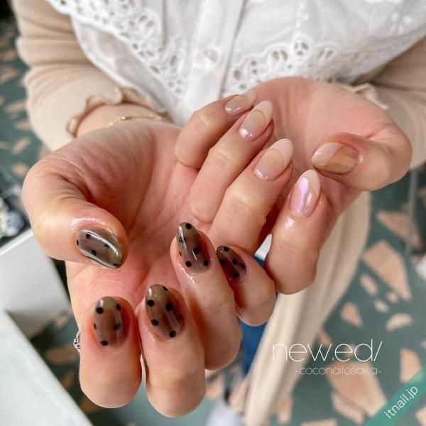 Coco Nail Osakaが投稿したネイルデザイン [photoid:I0099686] via Itnail Design (651010)