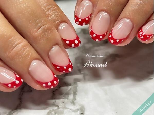 Private salon Ake nailが投稿したネイルデザイン [photoid:I0098949] via Itnail Design (651021)