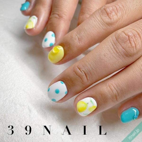 39NAILが投稿したネイルデザイン [photoid:I0098091] via Itnail Design (651017)