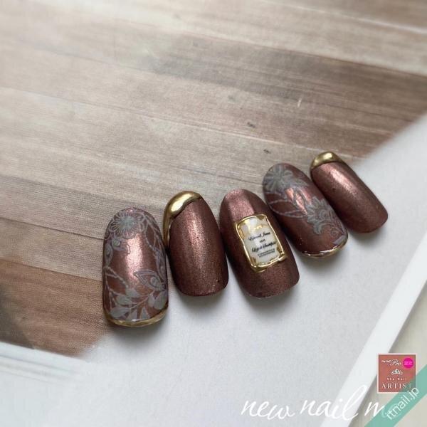 wear_nailが投稿したネイルデザイン [photoid:I0091490] via Itnail Design (651171)