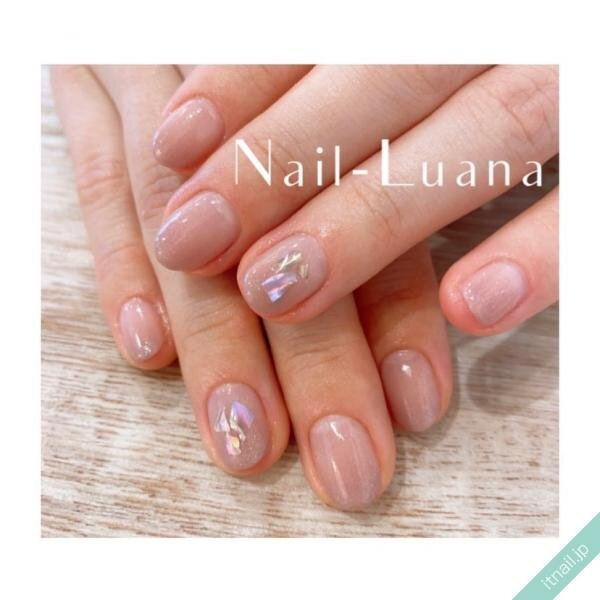 Nail-Luanaが投稿したネイルデザイン [photoid:I0099815] via Itnail Design (651371)