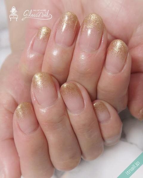 gloss nailが投稿したネイルデザイン [photoid:I0099551] via Itnail Design (651678)