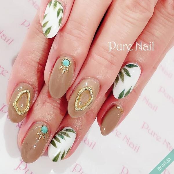 Pure Nailが投稿したネイルデザイン [photoid:I0085250] via Itnail Design (651702)