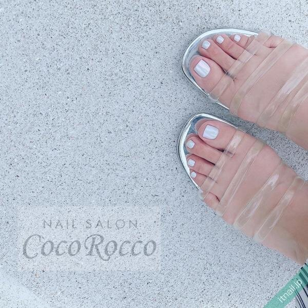 CocoRoccoが投稿したネイルデザイン [photoid:I0099778] via Itnail Design (651526)