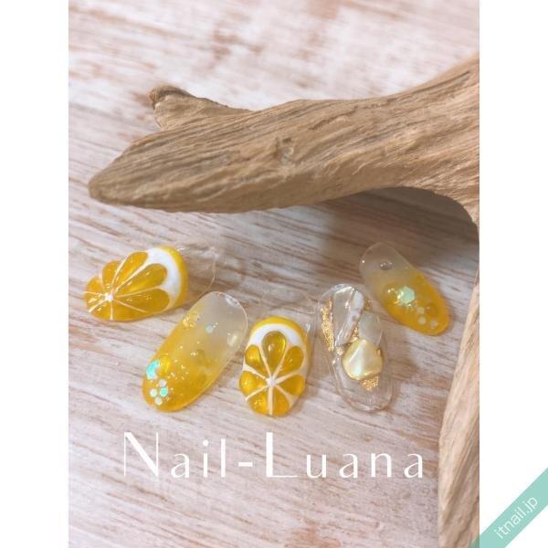 Nail-Luanaが投稿したネイルデザイン [photoid:I0087500] via Itnail Design (652150)