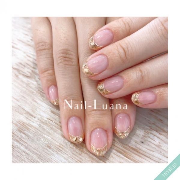 Nail-Luanaが投稿したネイルデザイン [photoid:I0099819] via Itnail Design (652239)