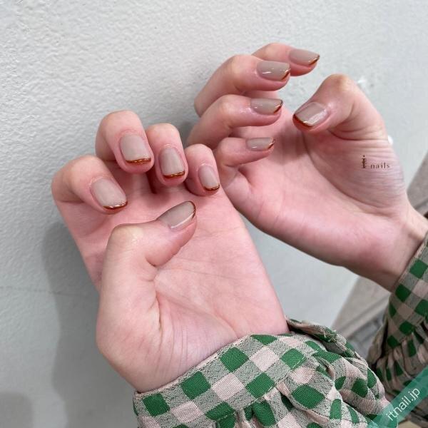 I nailsが投稿したネイルデザイン [photoid:I0099530] via Itnail Design (651926)