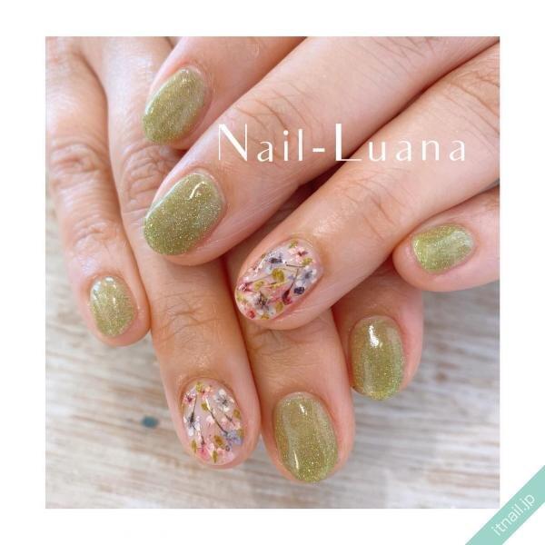 Nail-Luanaが投稿したネイルデザイン [photoid:I0099843] via Itnail Design (652295)