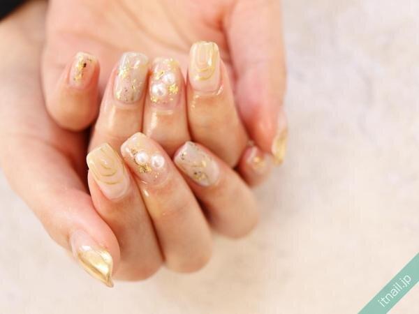 Dolce.Nailが投稿したネイルデザイン [photoid:I0097263] via Itnail Design (651822)