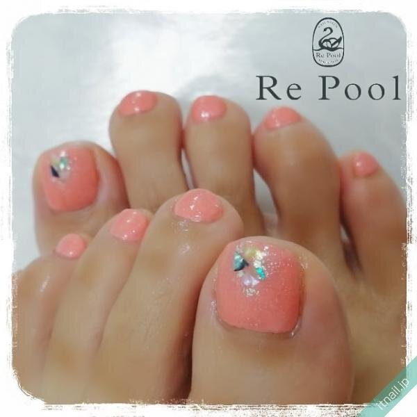 Re Poolが投稿したネイルデザイン [photoid:I0100359] via Itnail Design (652197)