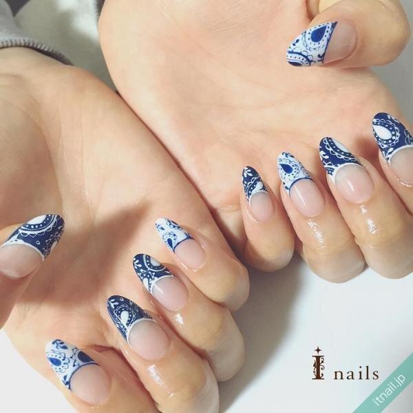 I nailsが投稿したネイルデザイン [photoid:I0028664] via Itnail Design (652564)