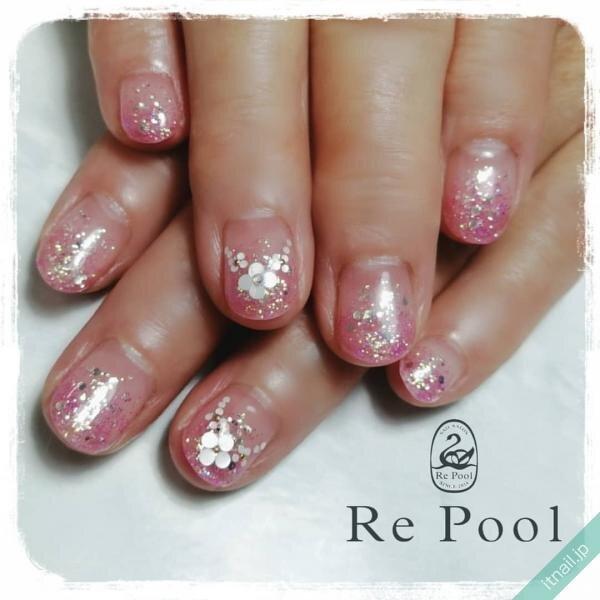 Re Poolが投稿したネイルデザイン [photoid:I0100358] via Itnail Design (652347)
