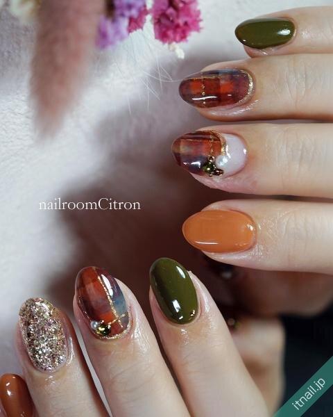nailroom Citronが投稿したネイルデザイン [photoid:I0092516] via Itnail Design (652624)