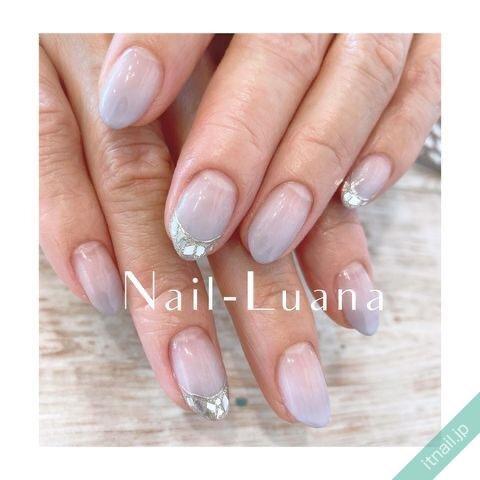 Nail-Luanaが投稿したネイルデザイン [photoid:I0099829] via Itnail Design (652540)