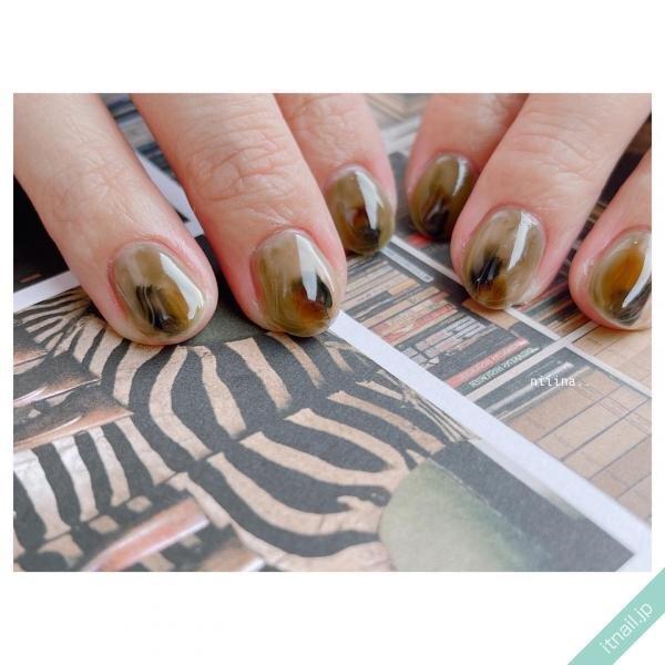 a little salon niiinaが投稿したネイルデザイン [photoid:I0100742] via Itnail Design (653086)