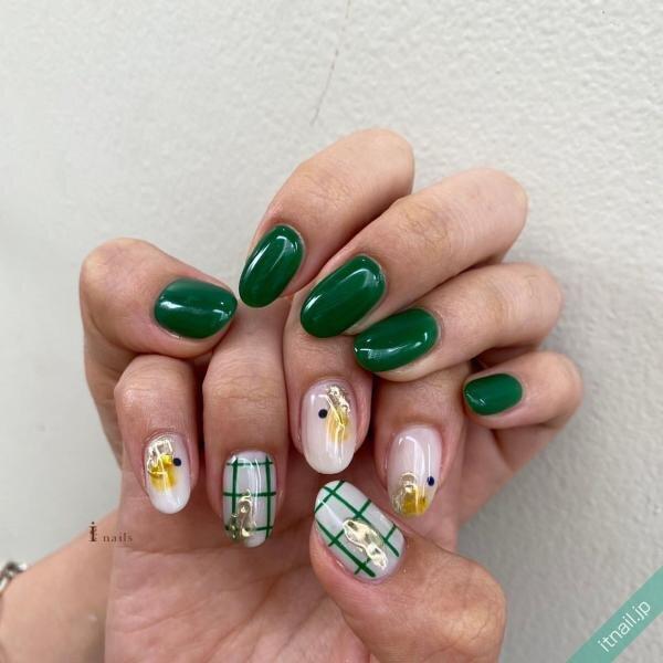 I nailsが投稿したネイルデザイン [photoid:I0099528] via Itnail Design (652894)
