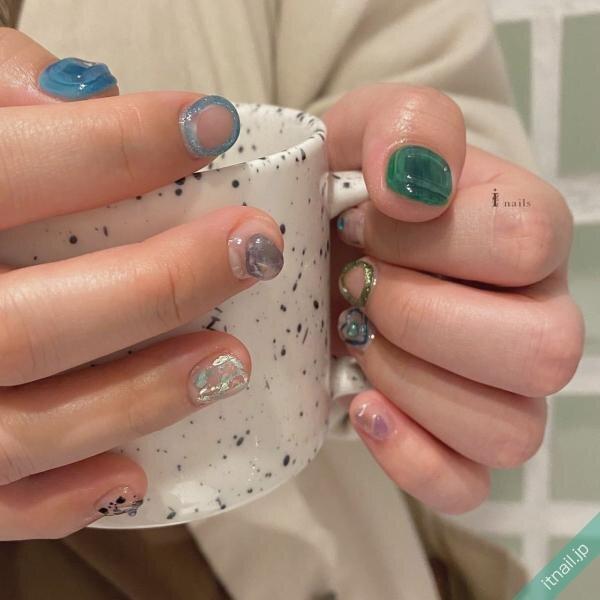 I nailsが投稿したネイルデザイン [photoid:I0099526] via Itnail Design (652895)