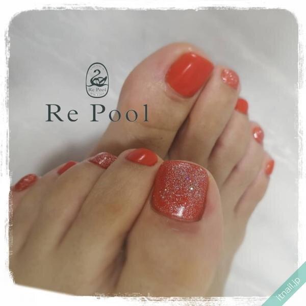 Re Poolが投稿したネイルデザイン [photoid:I0088590] via Itnail Design (652597)