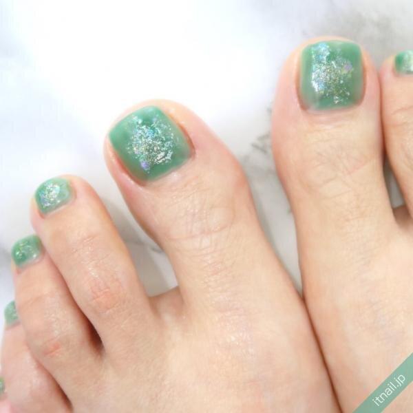 gloss nailが投稿したネイルデザイン [photoid:I0099560] via Itnail Design (652672)