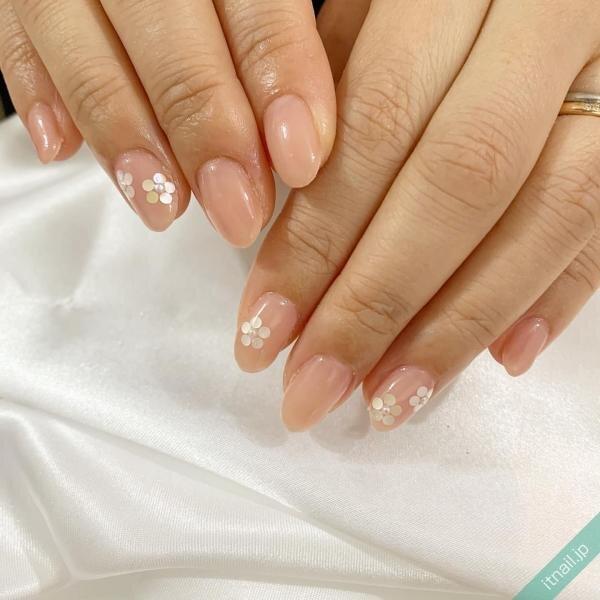 Nail fleurが投稿したネイルデザイン [photoid:I0098388] via Itnail Design (652998)