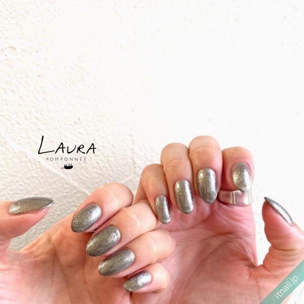 LAURA POMPONNEEが投稿したネイルデザイン [photoid:I0095280] via Itnail Design (653841)