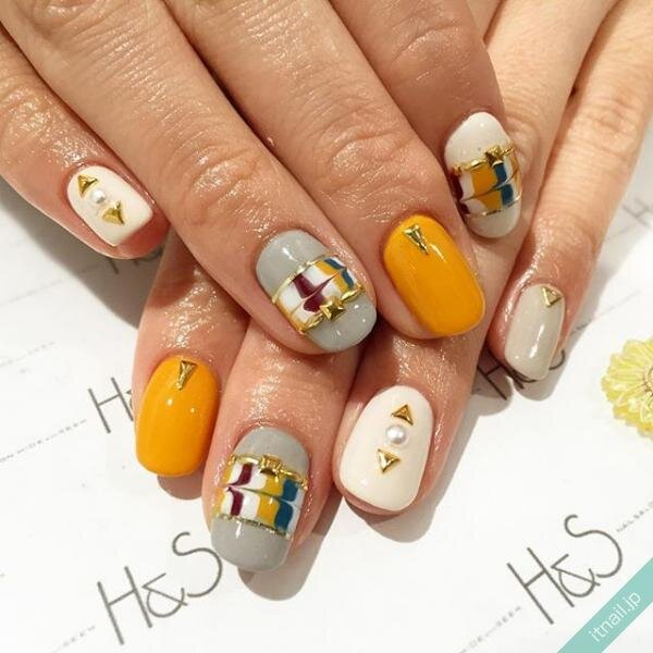 H&Sが投稿したネイルデザイン [photoid:I0027529] via Itnail Design (654082)