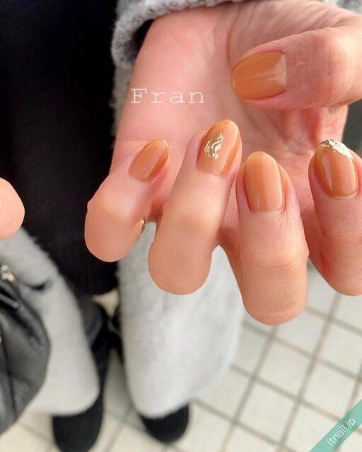 Franが投稿したネイルデザイン [photoid:I0093583] via Itnail Design (654109)